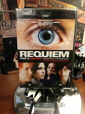 Requiem for a Dream Dvd (Rare Edited Edition) R-Rated - Jared Leto - Brand New