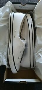 Converse dainty Ballet size 11 leather