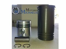 Zylindersatz MWM KD10,5 KD 10,5 KD10.5 - Fendt Farmer 2D - Motornummer: 205-3 -