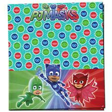 1.2mx1.8m Disneys PJ MASKS Superhero Children's Party Plastic Table Cover