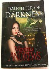 DAUGHTER OF DARKNESS by Virginia Andrews