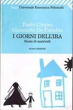Día dell'Historias De la ira matricides- Crepet Cataldo-Libro Nuovo especiales