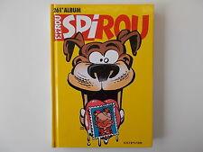 Spirou-nº 261 álbum-comic Hardcover, Dupuis/francés