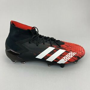 Adidas Predator Mutator 20.1 FG Demonskin Football Boots 40 UK6.5 Free UK Ship