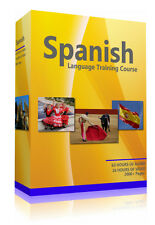 Learn to Speak Spanish - Extensive Language Training Course -Two PC CD-ROM's 2.0