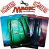 MTG PACK LANDS UNSTABLE ENGLISH CARD MAGIC FULL ART - Forest, Swamp, Plains...