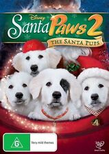Santa Paws 2 - The Santa Pups : NEW DVD