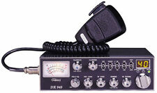Galaxy DX-949 CB Radio 40 Channel AM/SSB/PA Mobile SWR w/Talkback/Dimmer Black