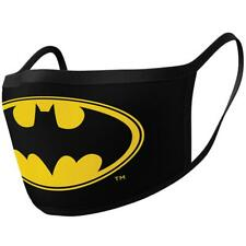 Batman Gifts - 2pk Face Coverings Logo