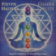 Steven Halpern - Chakra Suite (CD 200 Halpern) Healing Music - VG++ 9/10