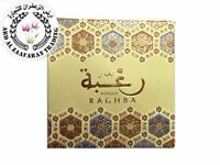 Raghba 40g Bakhoor/Home Fragrance/Incense by Lattafa Balsamic Ambery Woody