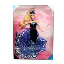 1998 Water Rhapsody poupée barbie Essence of Nature Collection NEUF en Boîte
