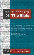 The Authority of the Bible, Colin Peckham, Very Good Book