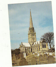 Vintage unused Postcard Yorkshire, 14th Cent Patrington Church, Humberside ph485
