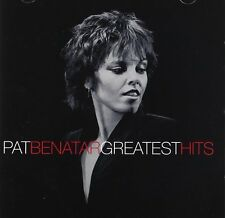 PAT BENATAR - GREATEST HITS: CD ALBUM (2005)
