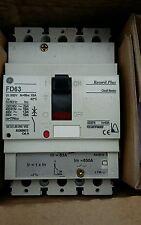 G&E Modula Plus 433867 fd63 63a mccb new