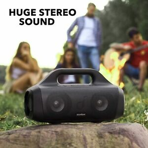 Anker Soundcore Motion Boom Outdoor Speaker with Titanium Drivers LOUD Bluetooth