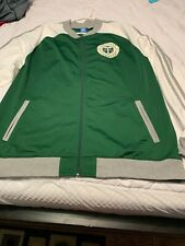 Adidas Portland Timbers MLS Green Zip Soccer Light Jacket Men's Size 2XL Tags