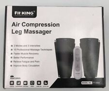 FIT KING Leg Air Compression Therapy Device Massager for Circulation FT-008A