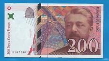 Gertbrolen  200 Francs EIFFEL Type 1996 Billet R047540155