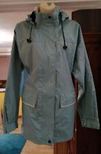 Women's OUTDOOR SCENE Green Coat. Size 14. Immaculate