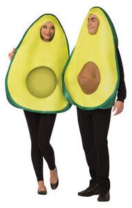 Avocado Couple Costume Adult
