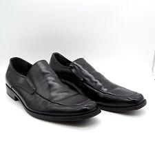 Men's Dress Shoes 13 M Stacy Adams Black Leather Slip On
