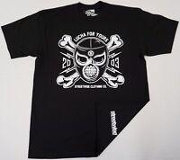 STREETWISE LUCHA T-shirt STWS Urban Streetwear Tee Men L-4XL Black NWT