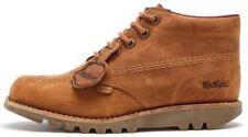 Bottes marrons Kickers pour femme
