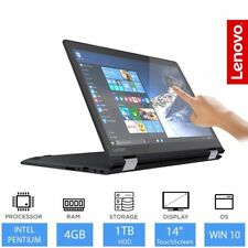Lenovo YOGA 510-14isk 4405u/4gb/1tb/hd/WIN 10 NUOVO & OVP