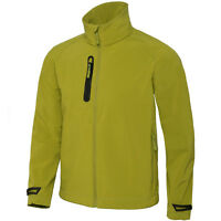 Mens B&C XLite Softshell Zip up Performance Jacket- Green - Sizes L, XXL & XXXL