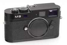 Leica M9 10704 Prototype black paint // 23861,24