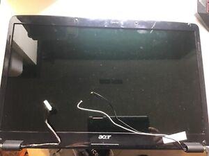 "Acer aspire 7540 HD LED SCREEN 17.3"" working"
