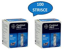 BAYER CONTOUR NEXT 100 STRISCE REATTIVE per il monitoraggio della glicemia