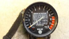 1982 Kawasaki KZ550 C K540. tachometer tach gauge