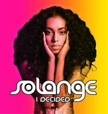Solange I decided [Maxi-CD]