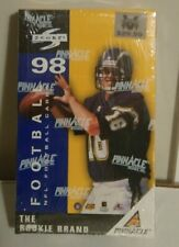 1998 SCORE NFL Football Cards FACTORY SEALED BOX 36 Packs of 10 RC MOSS MANNING