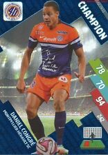 MHSC-CH-11 DANIEL CONGRE # CHAMPION MONTPELLIER CARD ADRENALYN FOOT 2015 PANINI