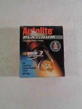 NEW NOS Set of 4 Autolite Platinum Spark Plugs AP764