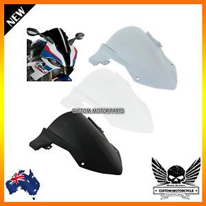 Double Bubble Motorcycle Windshield Windscreen Visor BMW S1000RR 2019-2021