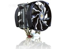 XigmaTek Prime SD1484 CPU Cooler, 2 x 140mm Fans, 1 x PWM, 1 x Normal