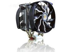 XigmaTek Prime SD1484 CPU Cooler, 2 x 140mm Fans, 1 x PWM, 1 x Normal