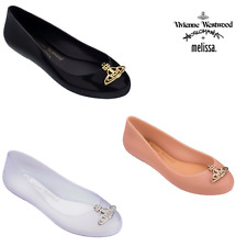 UK Women's Vivienne Westwood Space Love IV Plastic Pumps Orb Shoes