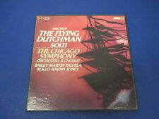 Wagner The Flying Dutchman Solti Chicago OSA-13119 3 Records with Score