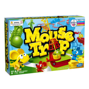 Mouse Trap Classic Board Game NEW