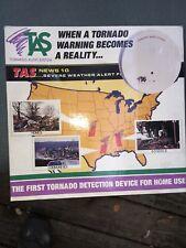 Tas Tornado Alert System Weather Warning Device Sound Sensor Control Unit