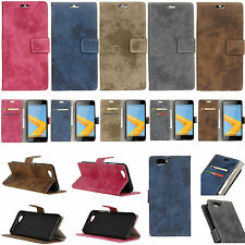 KS For ASUS Xiaomi Huawei Y6 Y9 2018 Retro style Wallet Card Leather Case Cover
