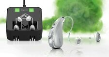 1x Brand New Siemens Signia Cellion 5PX Recharageble RIC 32 Channel Hearing Aid