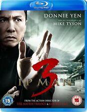 IP MAN 3 di Wilson Yip con Donnie Yen Mike Tyson BLURAY NEW in Inglese .cp