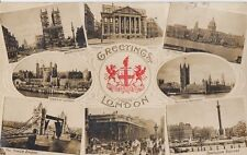 Pre 1914 City of Collectable London Postcards